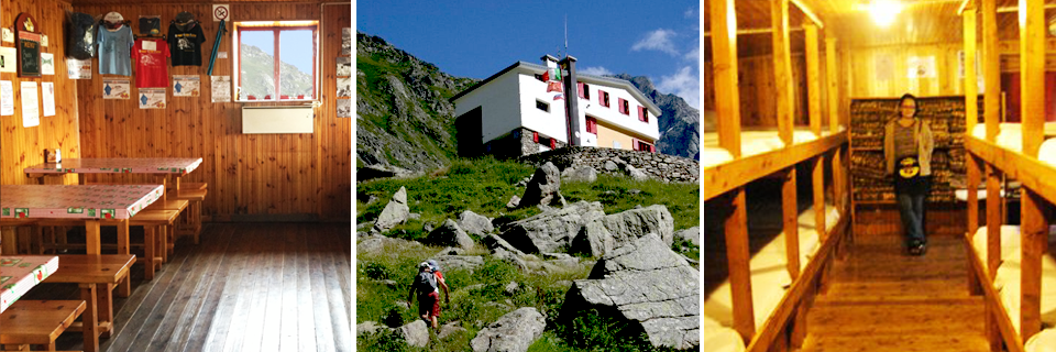 Berghütte Ellena – Soria, Gemeinde Entracque