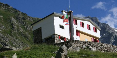 Rifugio Ellena – Soria, Commune d'Entracque