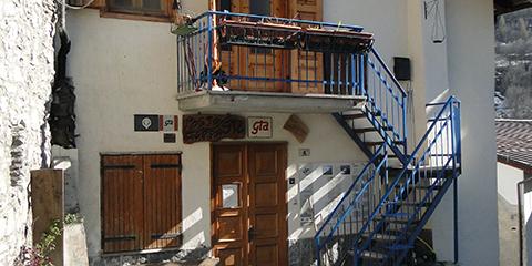 Pontebernardo, frazione di Pietraporzio