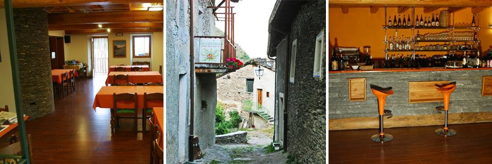 Ussolo, community of Prazzo