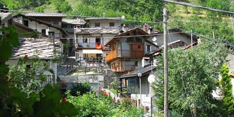 Borgata Didiero, comune di Salza di Pinerolo