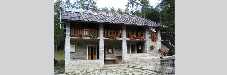 Berghütte Amprimo, Gemeinde Bussoleno