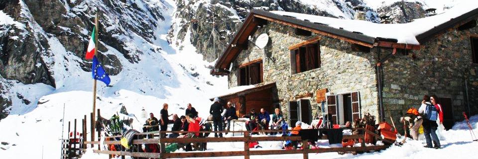Berghütte Ciriè, Ortsteil Pian della Mussa, Gemeinde Balme