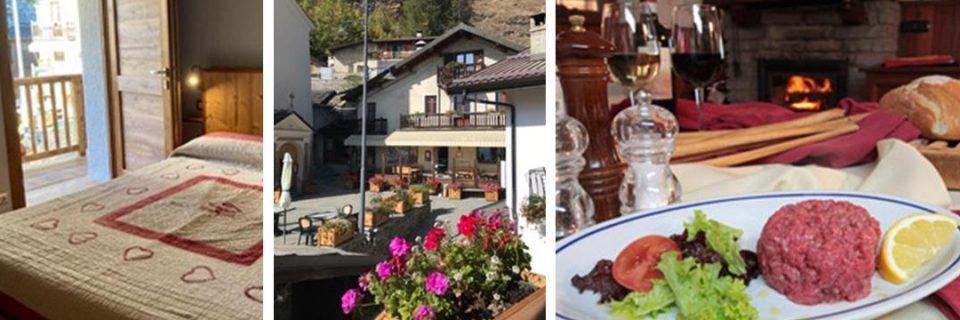 Usseaux la Placette – Hotel Widespread – Restaurant