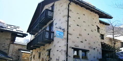 Palanfrè, Commune de Vernante