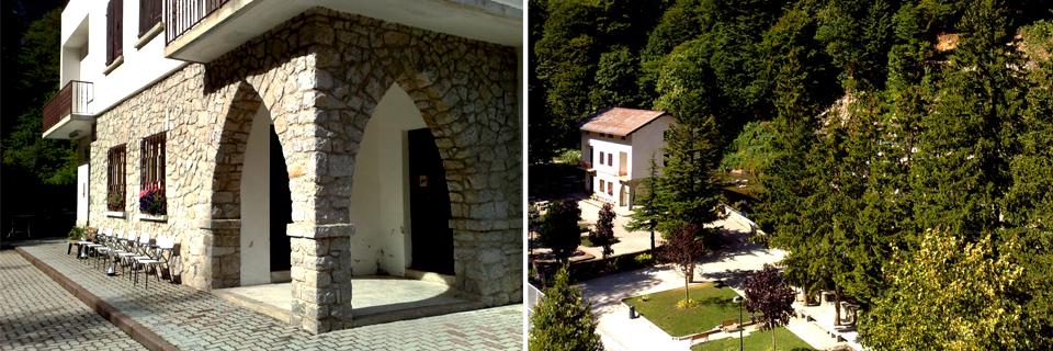 Terme di Valdieri, municipality of Valdieri