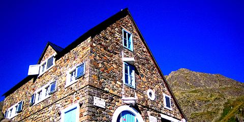 Rifugio Migliorero, Commune de Vinadio