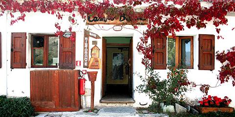 Chiappera, hameau  de Acceglio