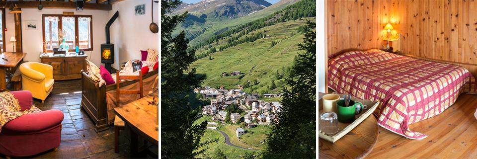 Le Roux, Gemeinde Abriès (Frankreich)