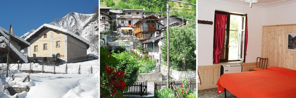 Borgata Didiero, Commune de Salza di Pinerolo