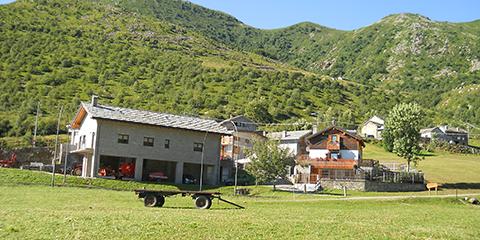 Scalaro, Commune de Quincinetto