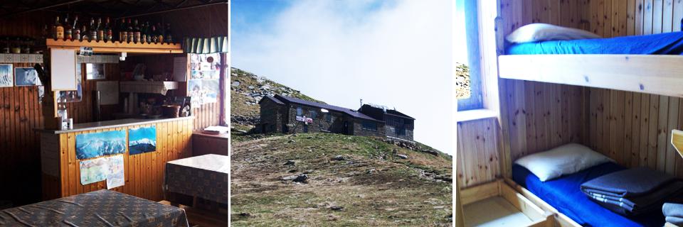 Berghütte Coda, Gemeinde Pollone