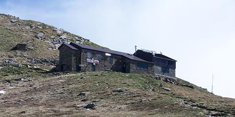 Rifugio Coda, Commune de Pollone