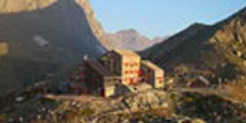 Rifugio Sella, Commune de Crissolo
